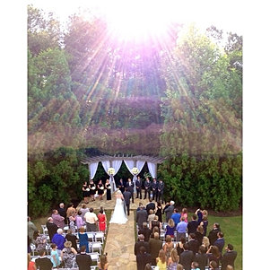 Gorgeous Garden Wedding at Venue 92