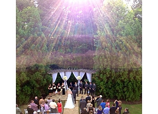Gorgeous Garden Wedding at Venue 92