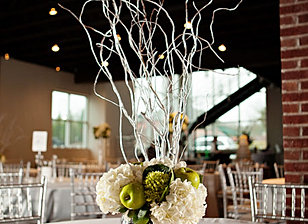 Venue 92 Low Centerpiece