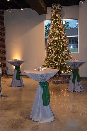 Holiday Wedding at Venue 92