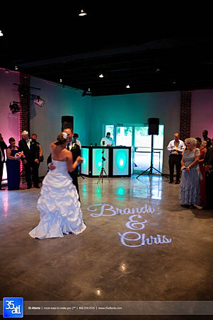 First Dance at Venue 92