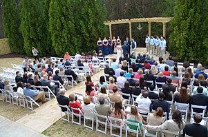 Venue 92's first wedding
