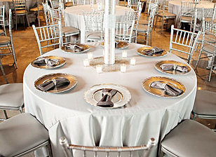 Venue 92 centerpiece