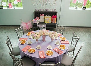 Baby Shower at Venue 92