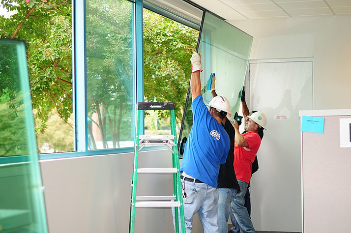 New Home Window Replacement in Las Vegas Henderson Nevada