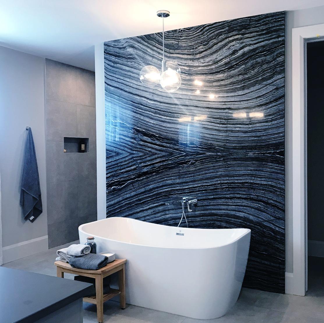 The Marble Slab Bathroom.   Marble Veneer   Vancouver   Prima Stone