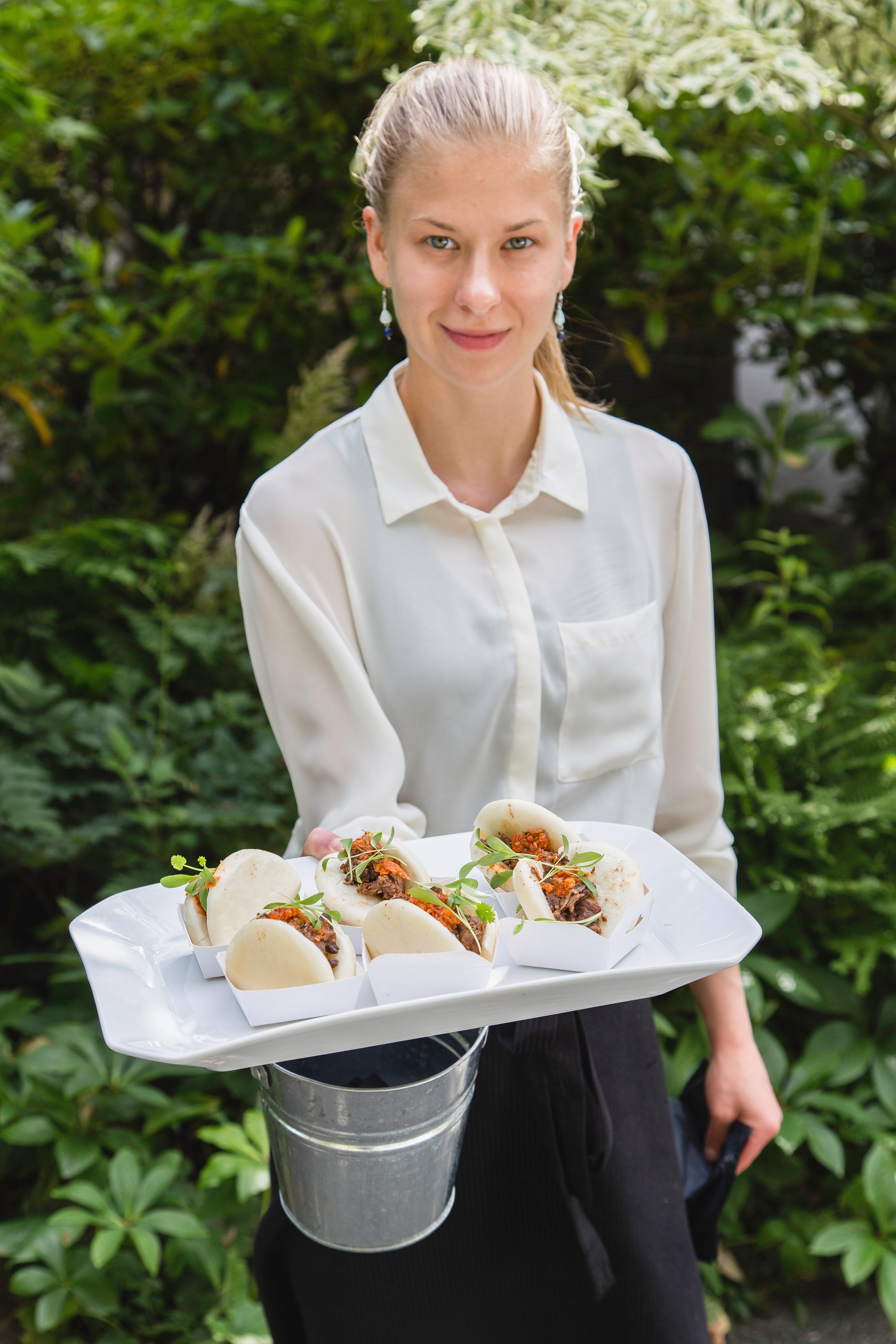 Toque Catering Company Victoria BC | Toque Server