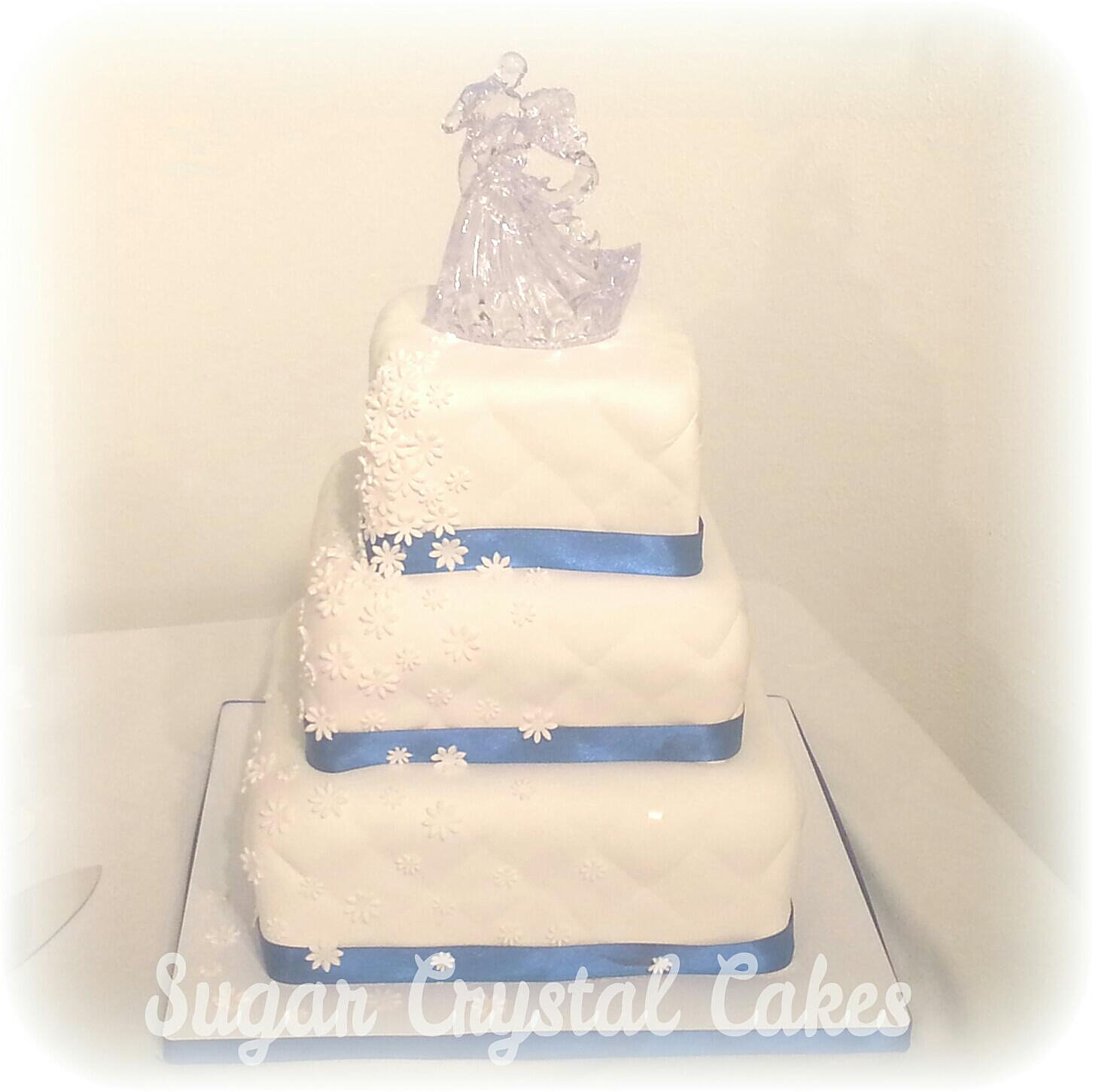 Sugar Crystal Cakes