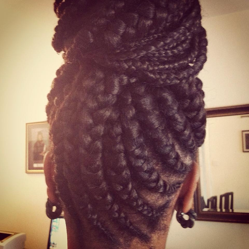 natural-gloe | Ghana Braids