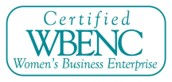 WBENC Certification Stamp