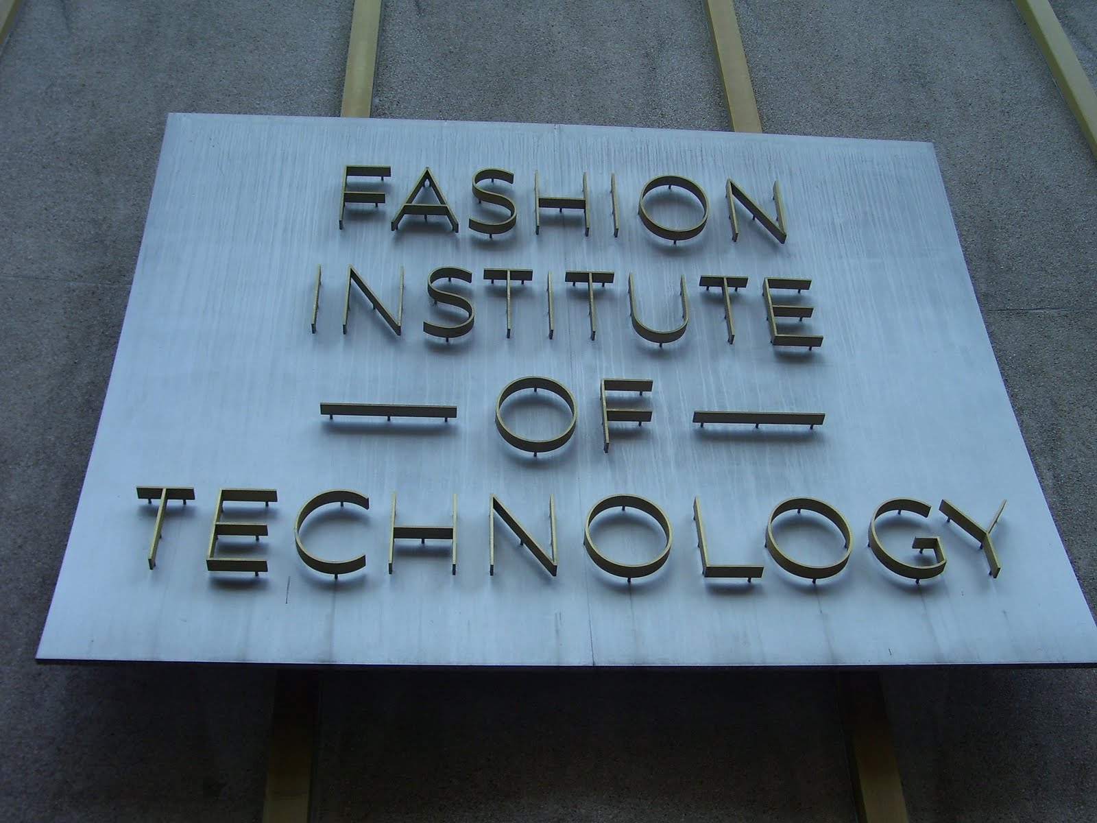lecture at fashion institute of technology luigi porto