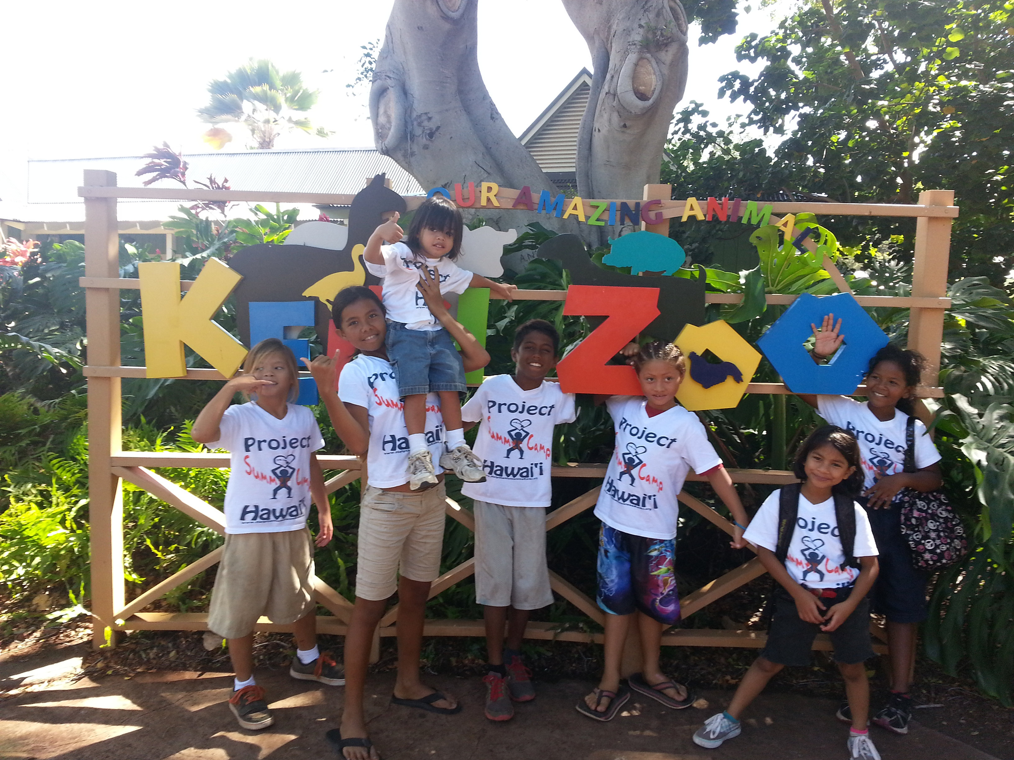 Reasons to go to the zoo on a field trip?