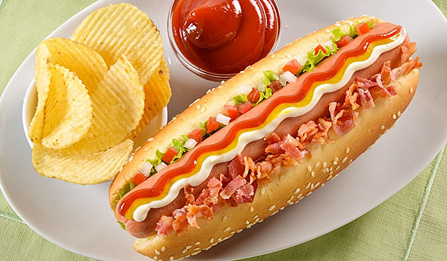 Free Hot Dogs Images