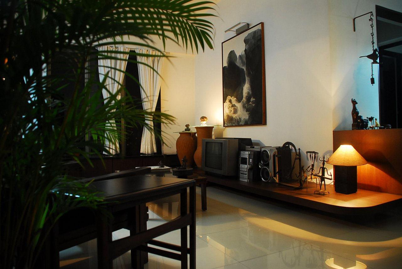 ramola residence thane india interior design - Interior Decoration India