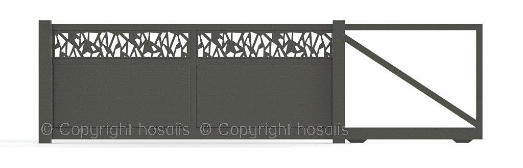 artlaser hosaiis hosaiis portail porte faux a16. Black Bedroom Furniture Sets. Home Design Ideas