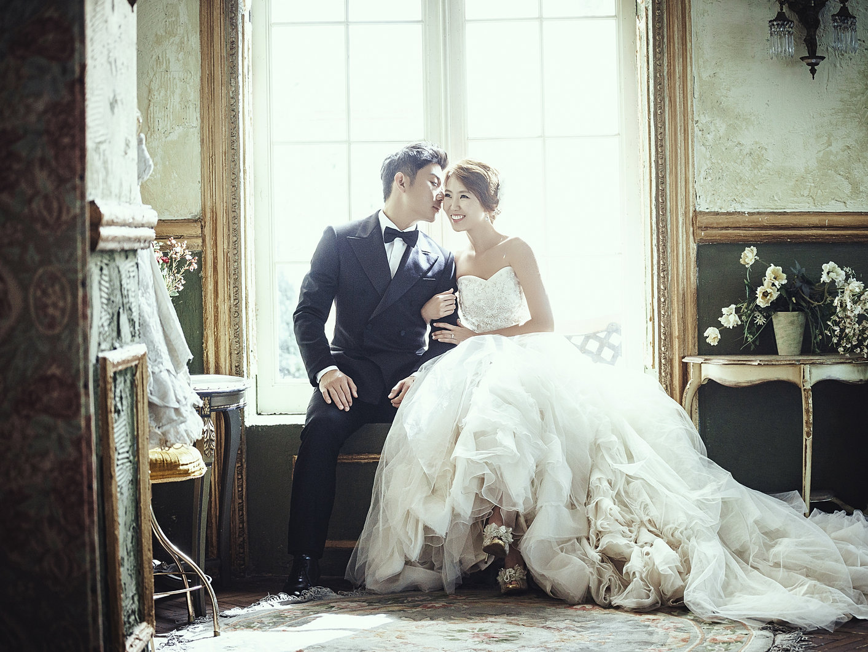 Kewei tay wedding