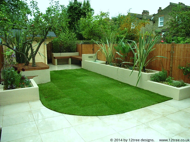 Garden Designer London / Garden Designs