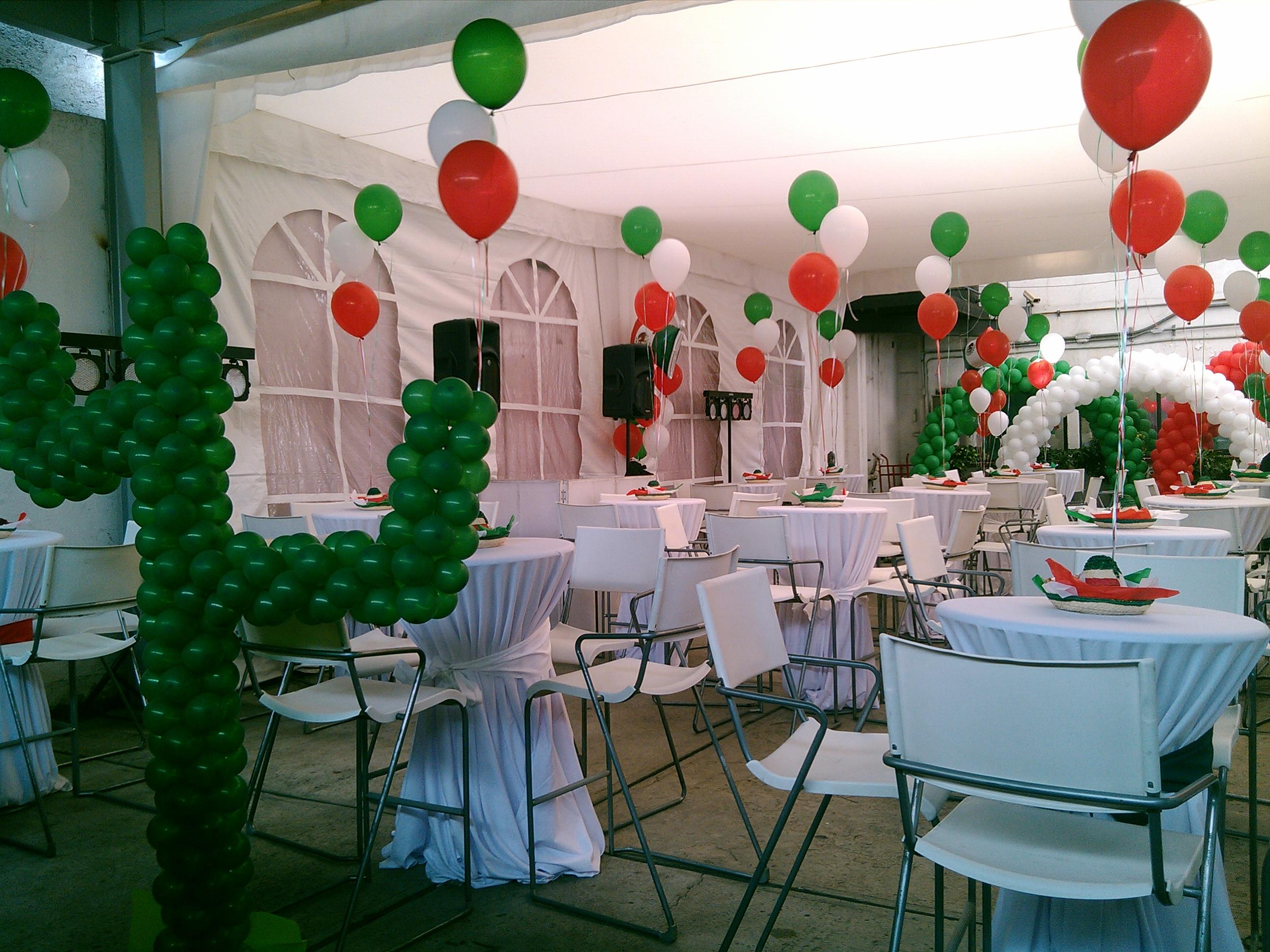 Decoracion con globos de fiestas infantiles clasificados - Decoracion fiesta cumpleanos ...