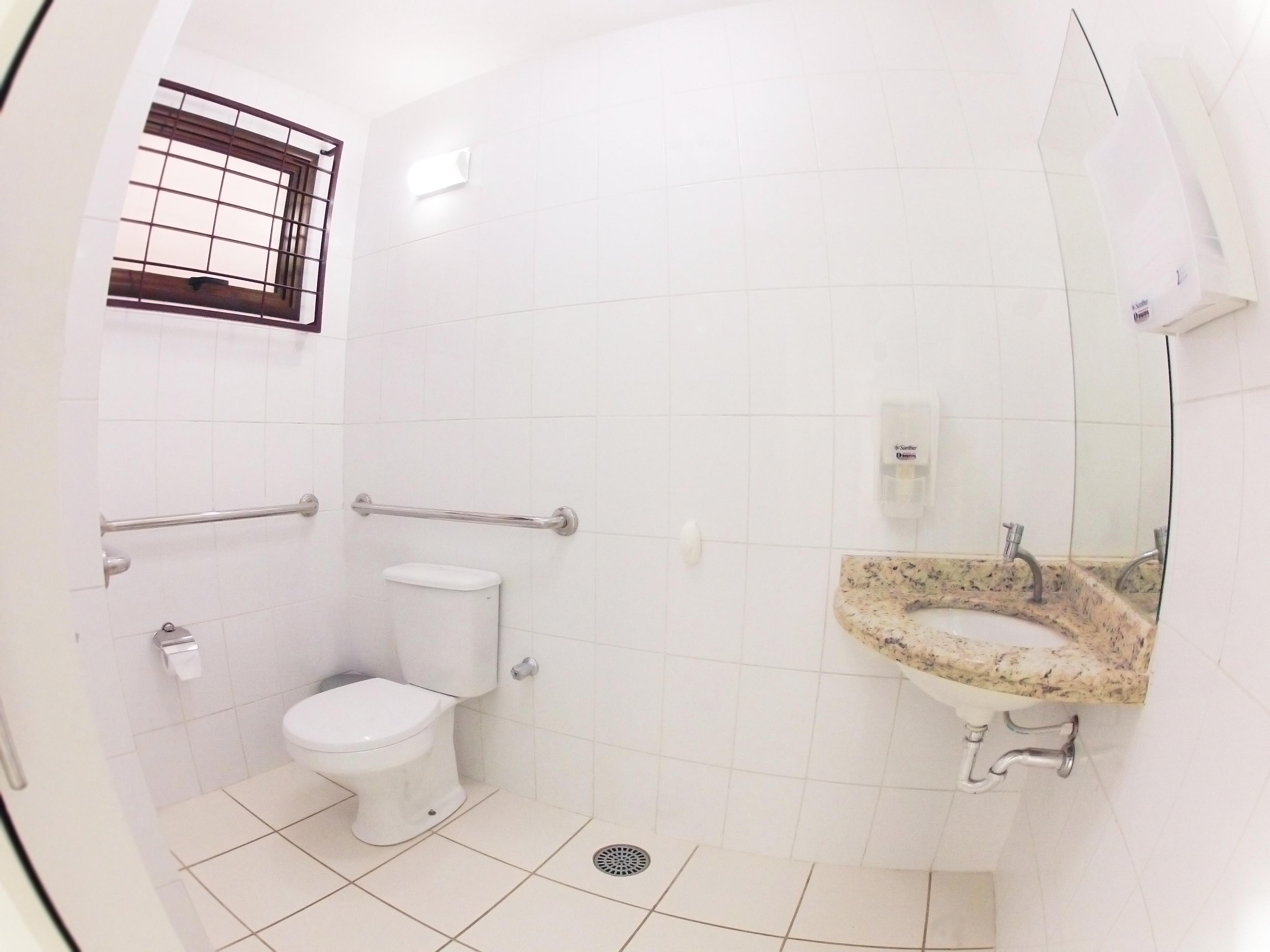 OdontoEspecial  Banheiro Acessível -> Pia Banheiro Acessivel