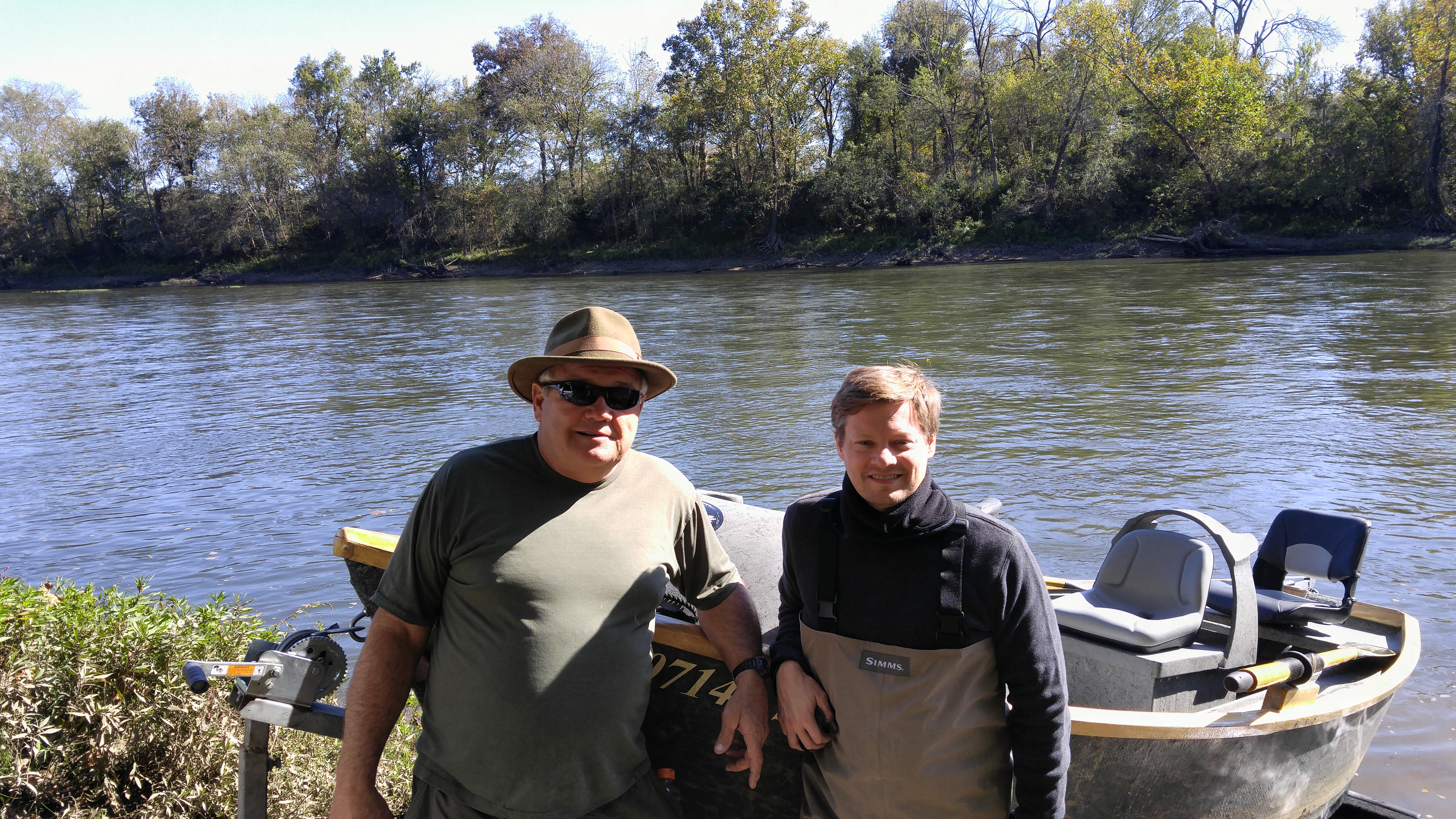 Fishing report 10 19 15 cumberland river fly fishing for Cumberland river fishing report