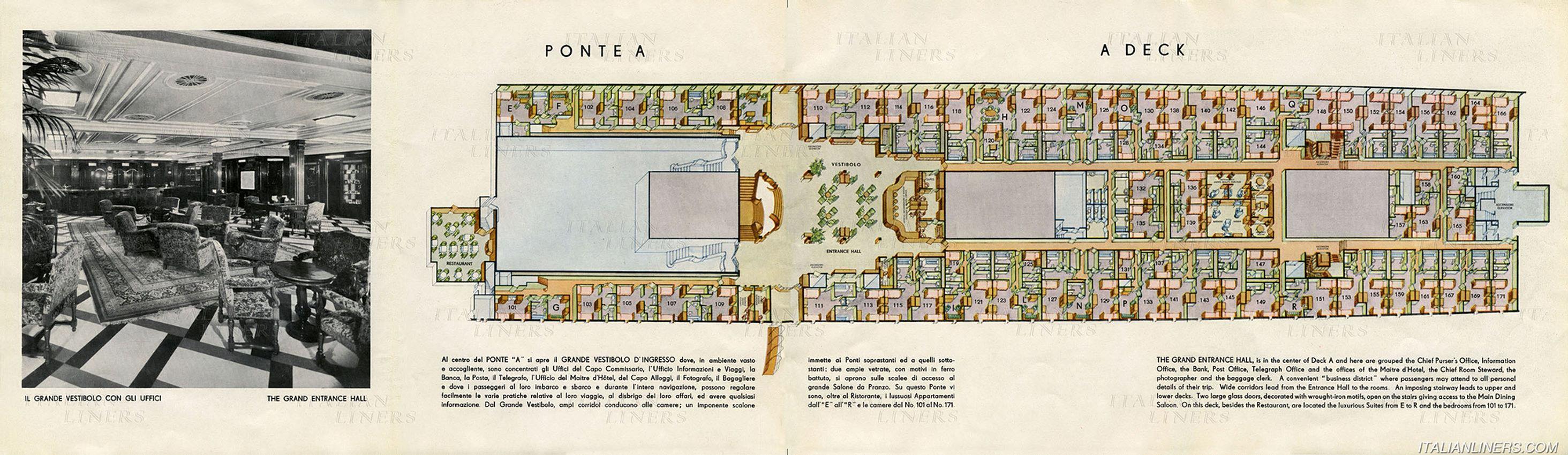 Italian liners Liner 4 50 x 1 20