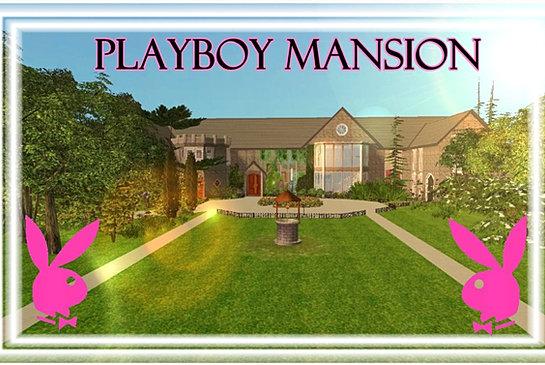 sims 4 playboy mansion