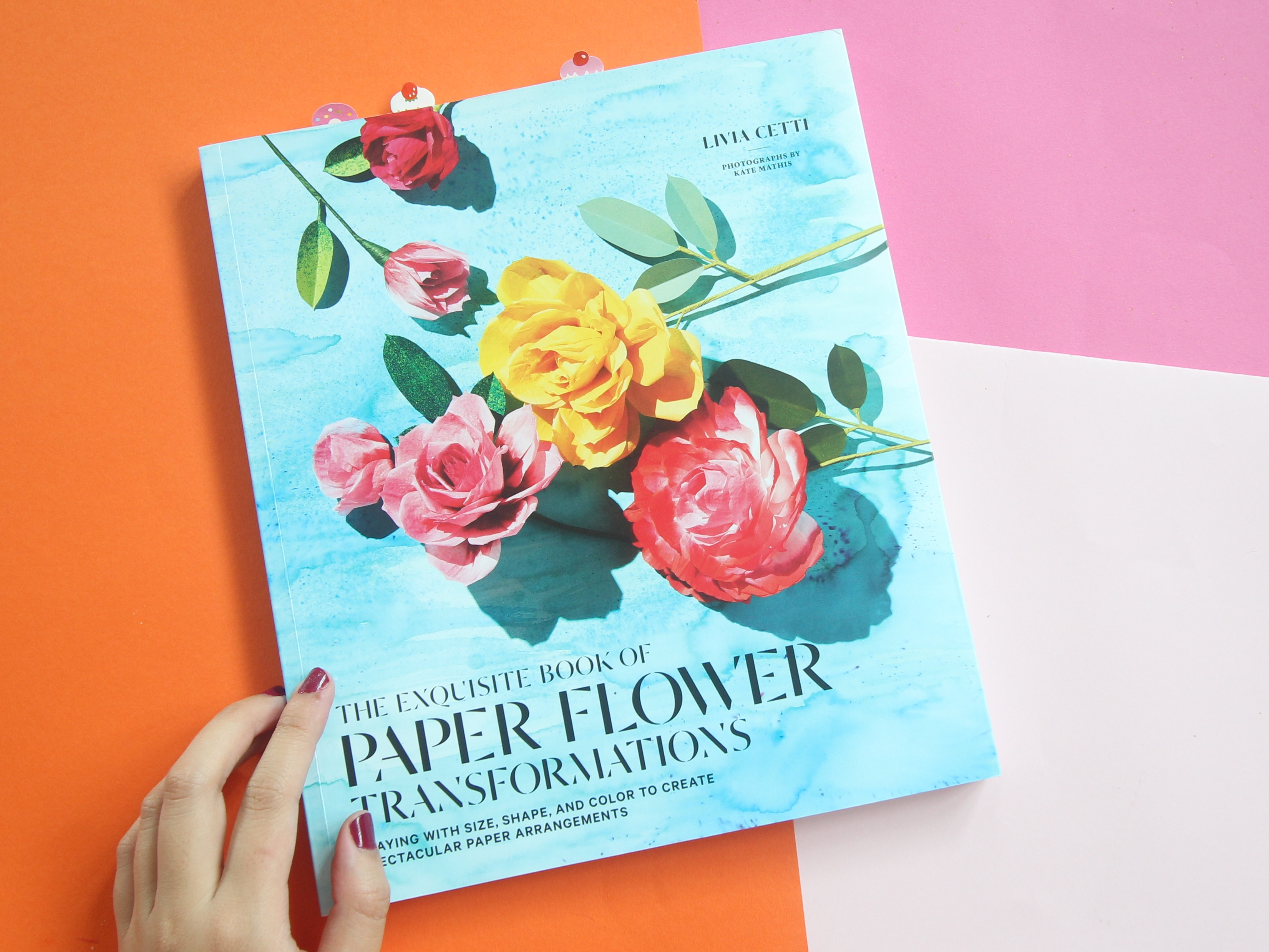 Book Review The Exquisite Book Of Paper Flower Transformations