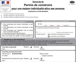 Mon projet for Cout d un permis de construire