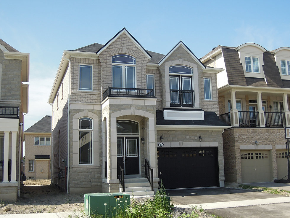 Central Park New Homes In Windsor Ontario