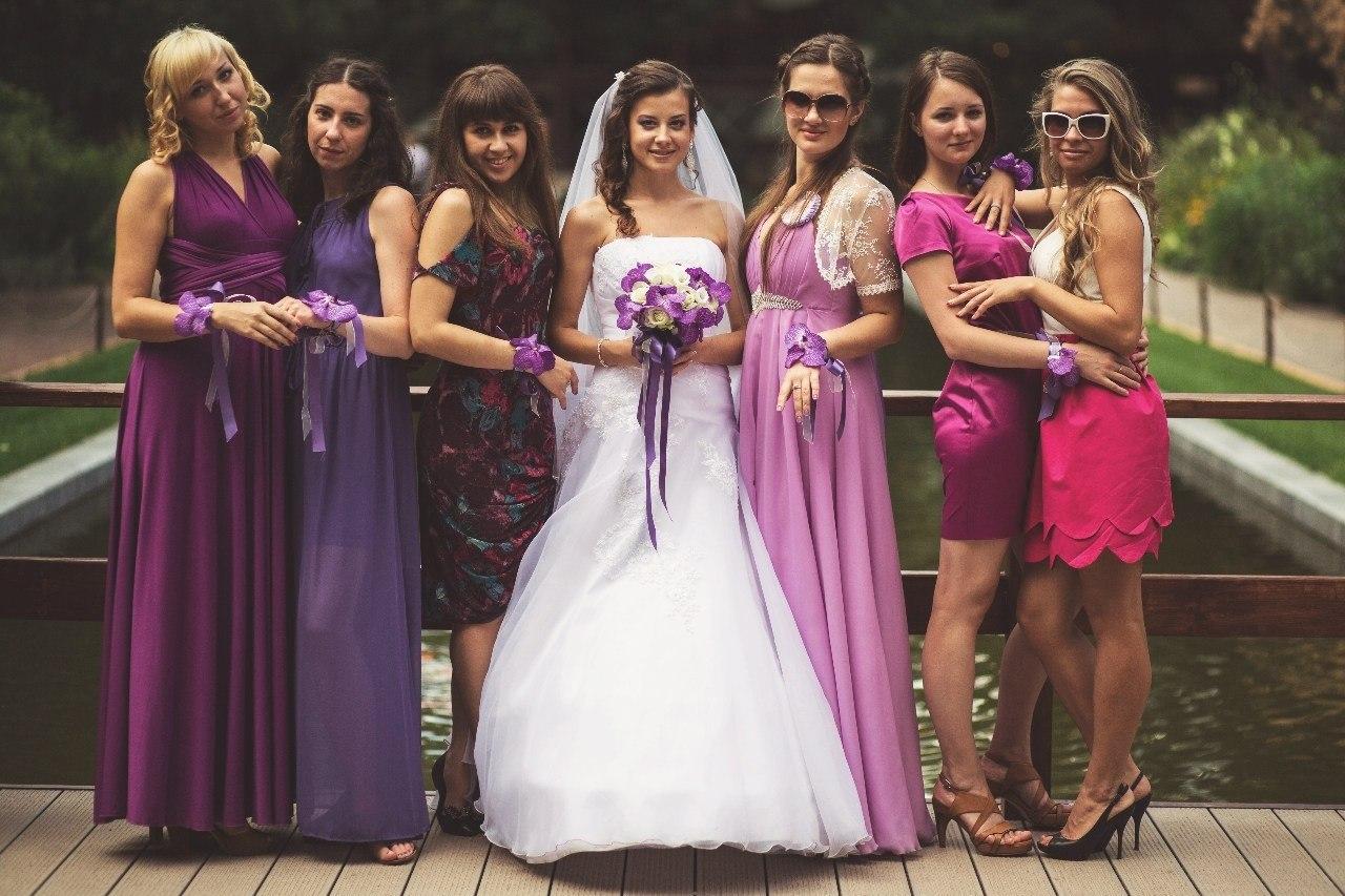 Конкурс на девичник для подружек невесты