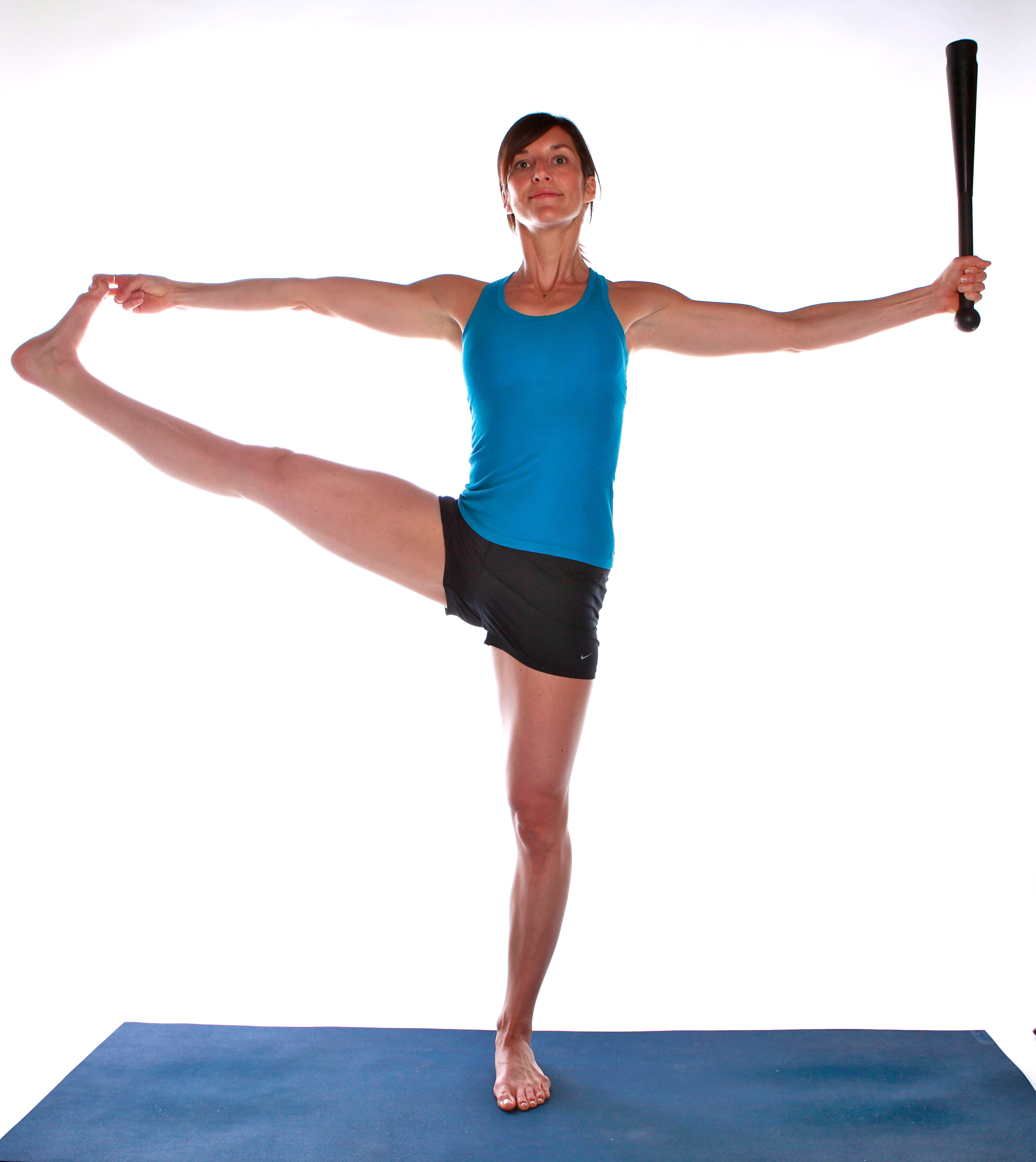 Clubbell Yoga  Home -> Pose Télévision