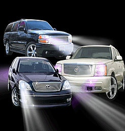 Let There Be Light Headlight Restoration Service 510-505-9517