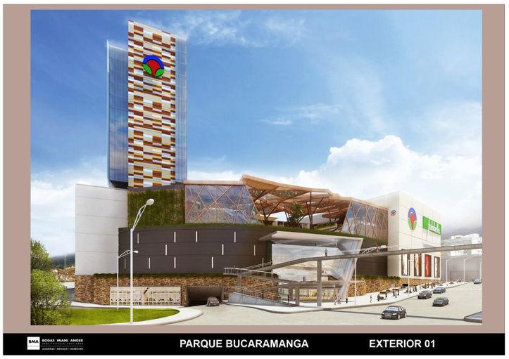 Parque Arauco - SRC Ingenieros