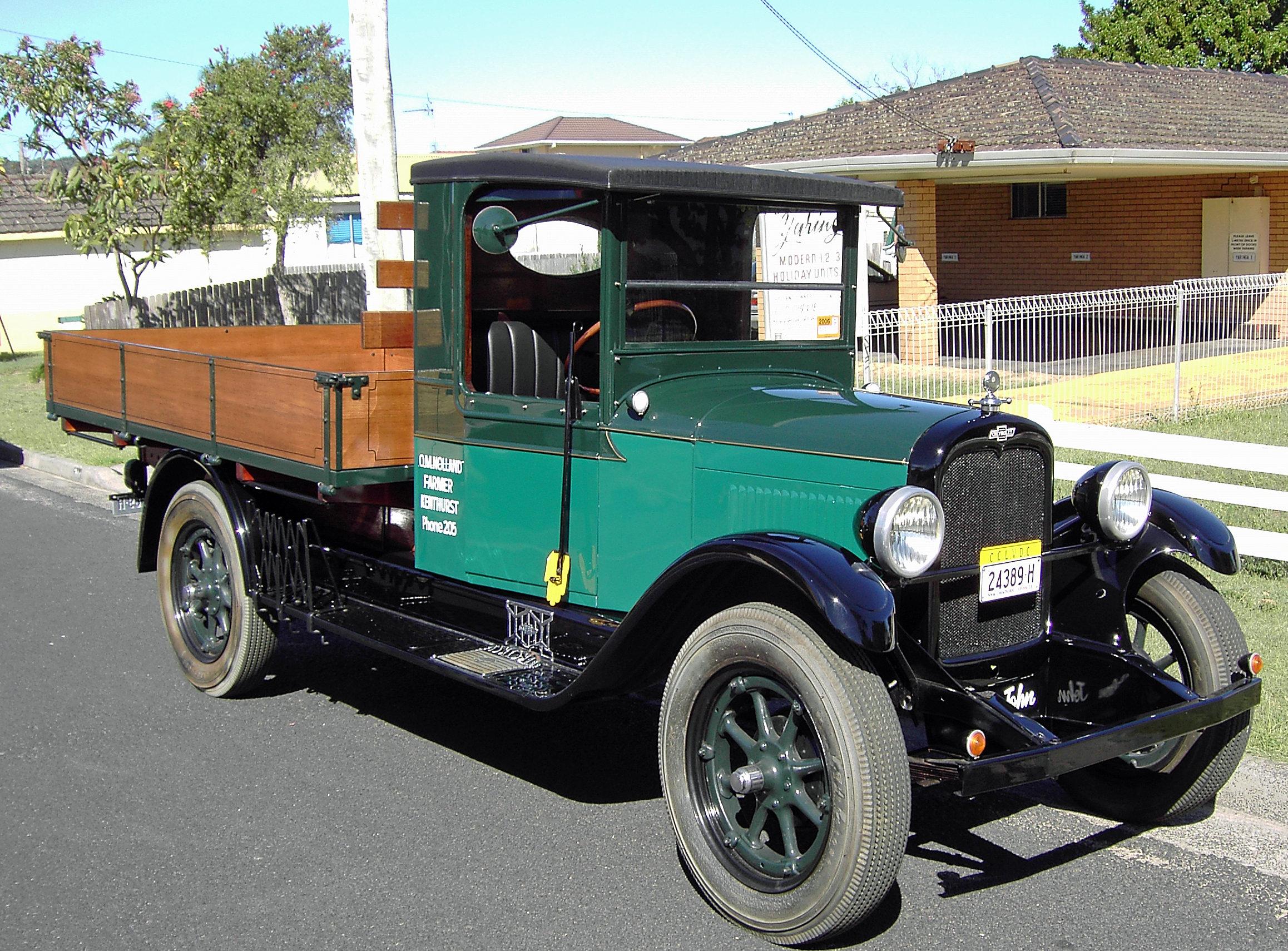 1928 Chevrolet Truck Pictures Autos Post