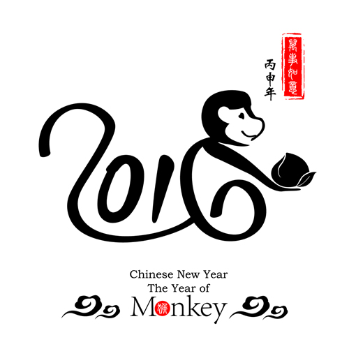 2016 year of the monkey lakeview monkey sanctuary - Chinese New Year Year Of The Monkey