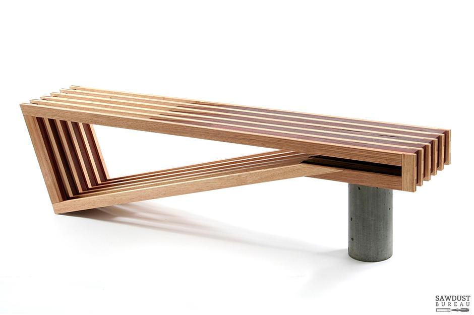 功能與質感兼具的「Pinch」手工書報咖啡桌椅組