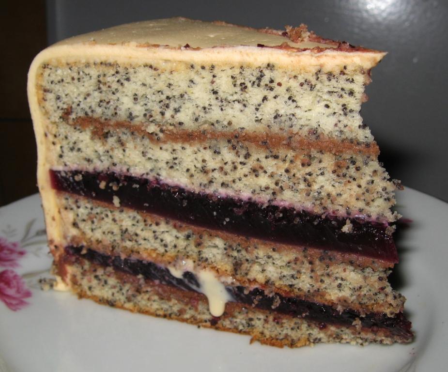 Торт с фруктовой прослойкой рецепт с фото