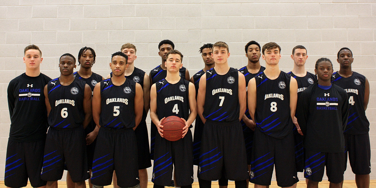 Oaklands Basketball Academy - Home of the Wolfpack