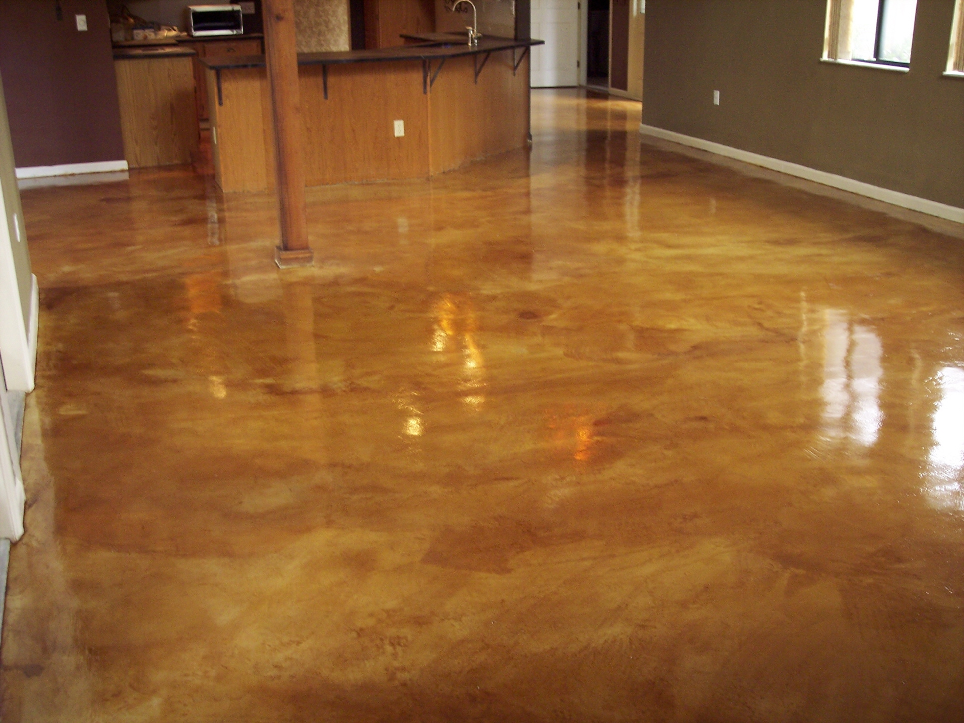 Is Concrete Flooring Or Exposed Foundation Acceptable To FHA?   Appraisal  Expert   Kelly Kellogg