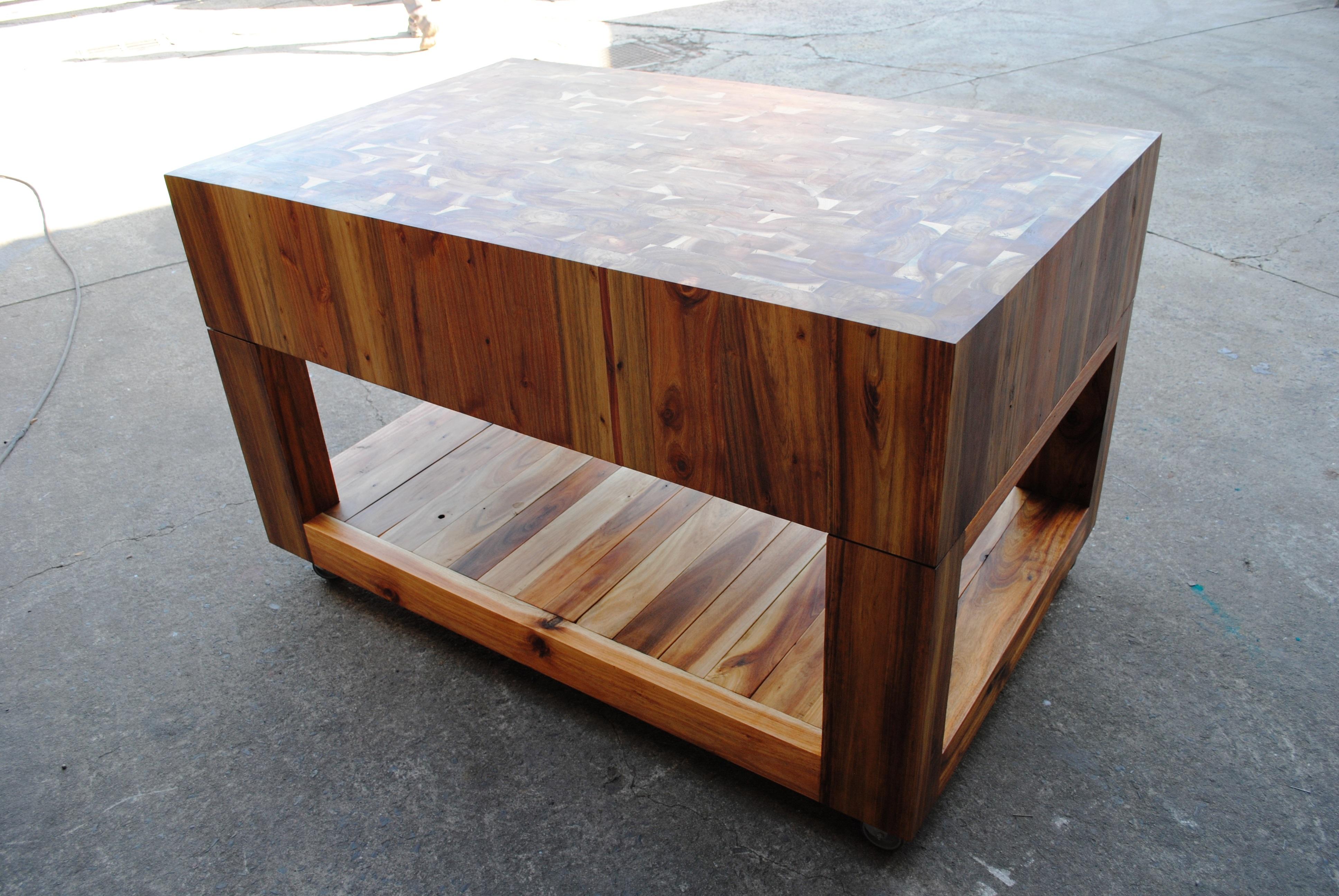 Customfit Cape Town Custom Made Solid Wood Furniture Manufacturer Blackwood Butcherblock