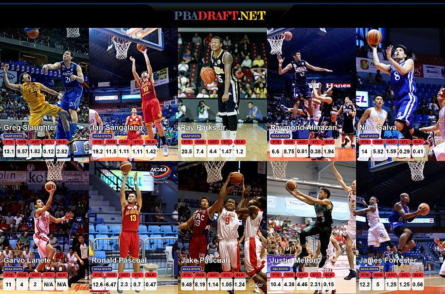 PBA Draft 2013