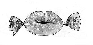 """Résultat de recherche d'images pour """"bisous bonbon"""""""