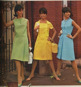 В мода 60 годов фото