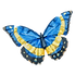 Aquarell-Schmetterling 18