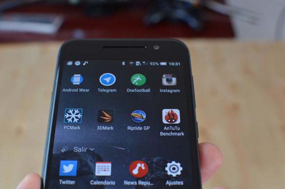 HTC One A9, análisis: un gran smartphone que se sale en diseño pero también en precio   Ofertas ...