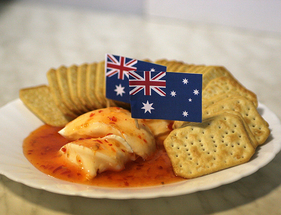 Traditional Australian Food Australian Food Presentation