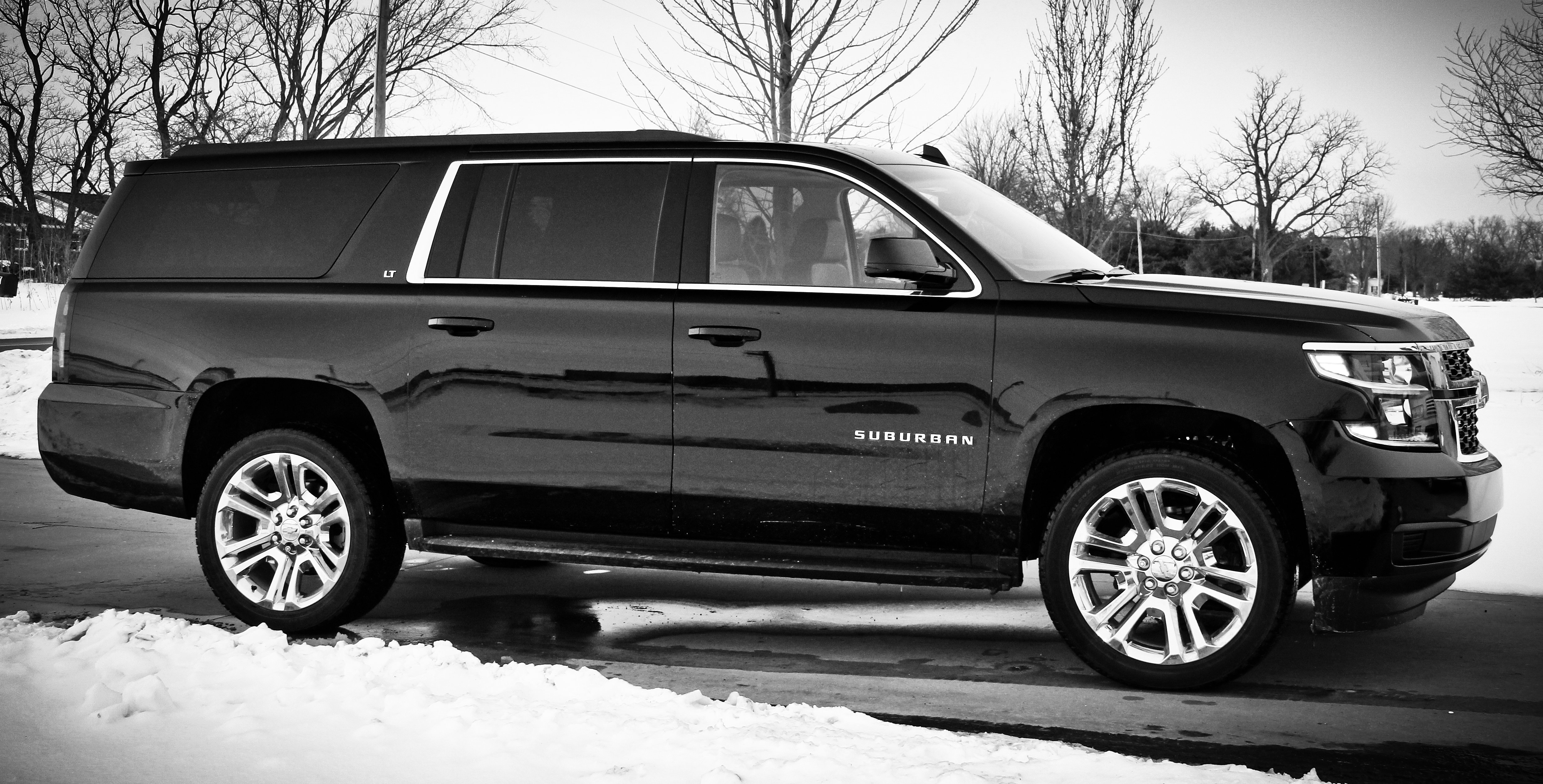 6 Passenger Suv >> Out On A Limo | Chevy Suburban SUV