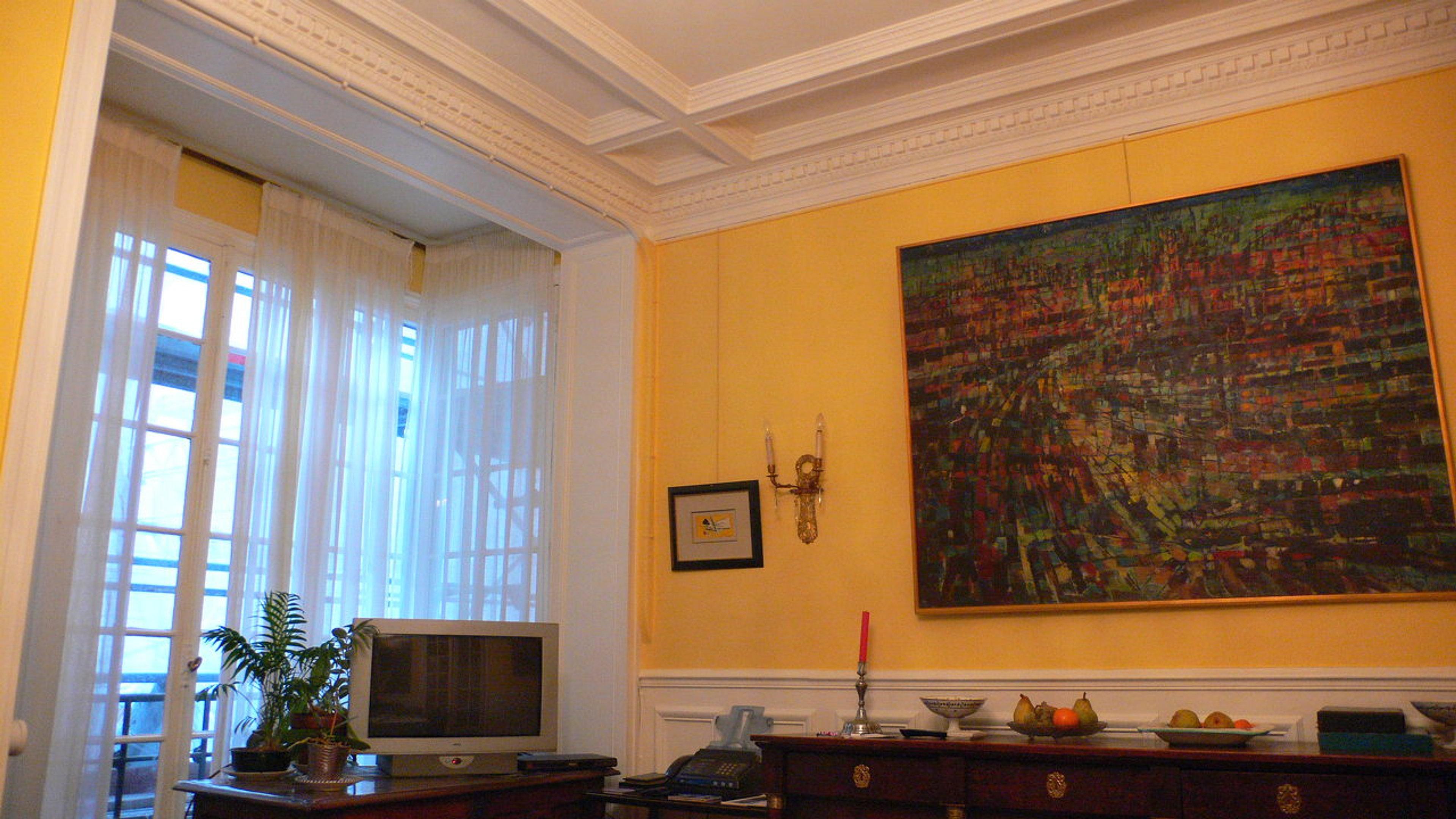 vert nuance entreprise peinture lyon r novation d g t des eaux r novation appartement. Black Bedroom Furniture Sets. Home Design Ideas