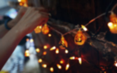 Halloween String Lights