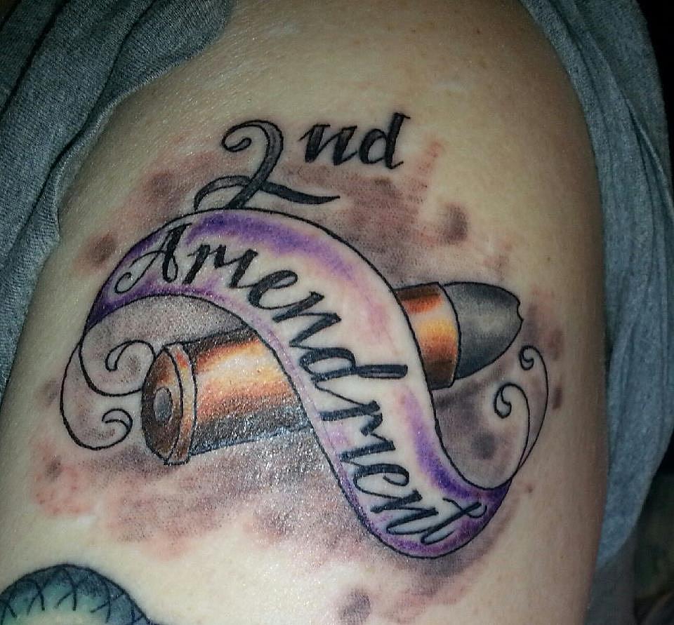 2nd amendment tattoo designs tattoo design bild. Black Bedroom Furniture Sets. Home Design Ideas